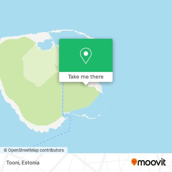 Tooni map