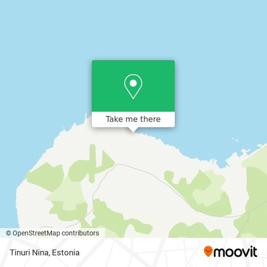 Tinuri Nina map