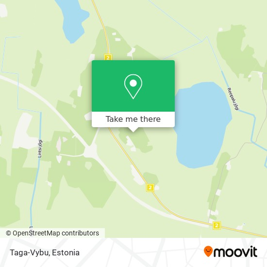 Taga-Vybu map