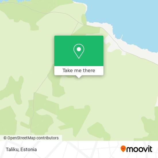 Taliku map