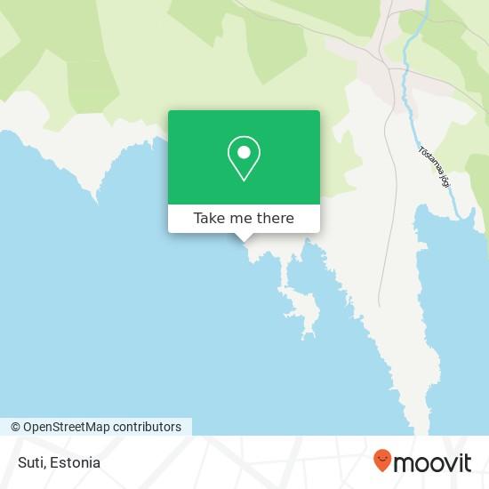 Suti map