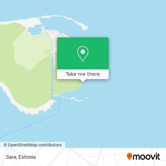 Sare map