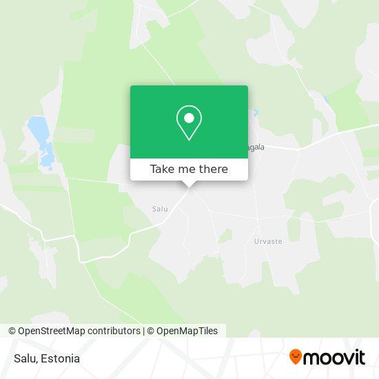 Salu map