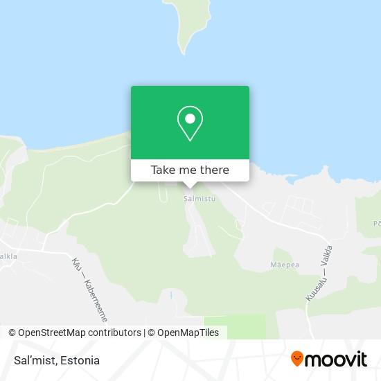 Sal'mist map