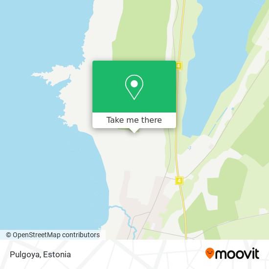 Pulgoya map