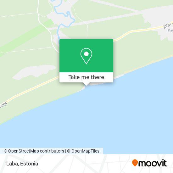 Laba map