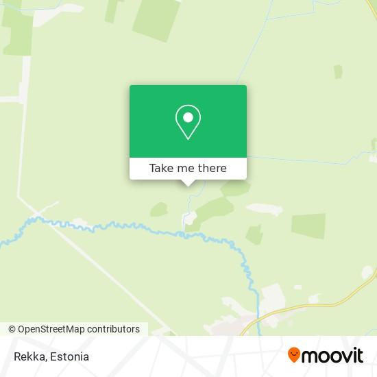 Rekka map