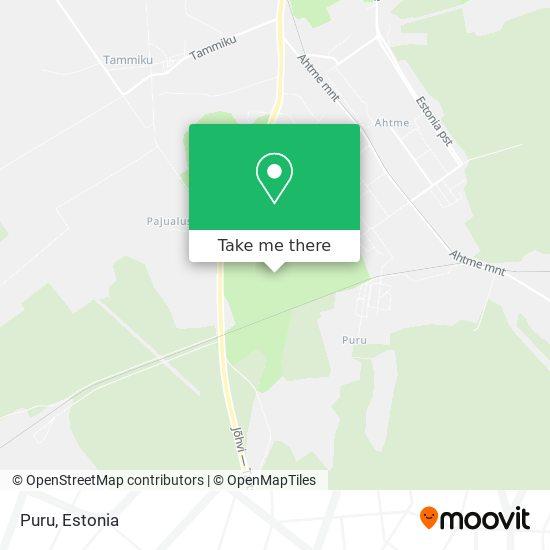 Карта Puru