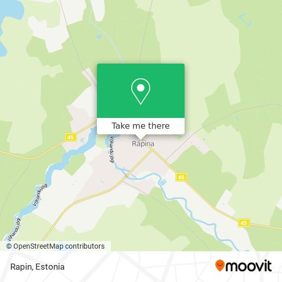 Rapin map