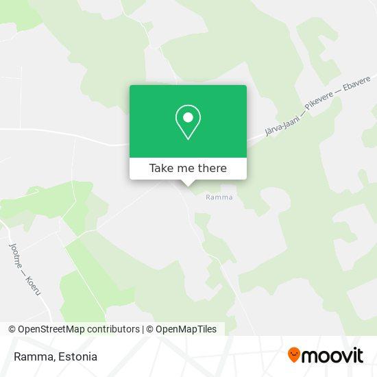 Ramma map