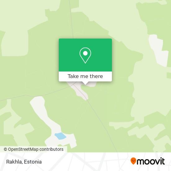 Rakhla map