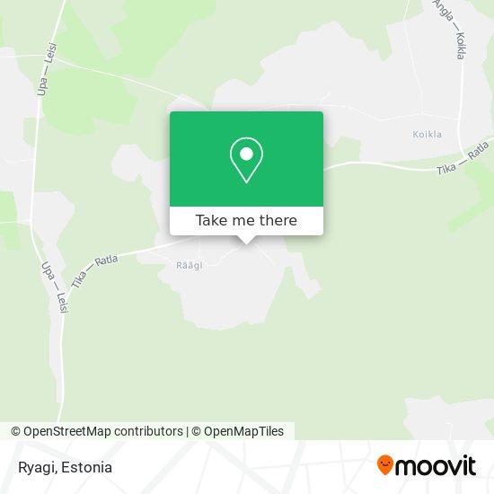 Ryagi map
