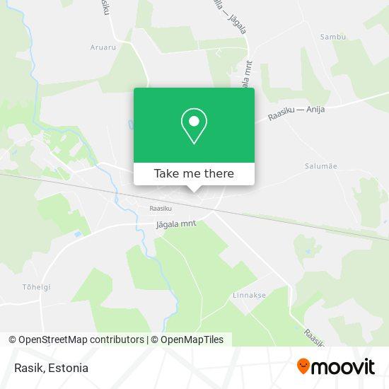 Rasik map