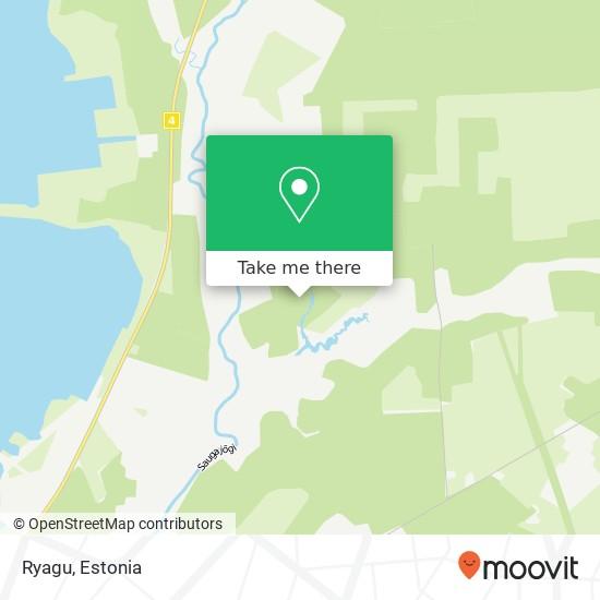 Ryagu map