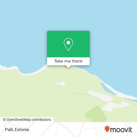 Palli map