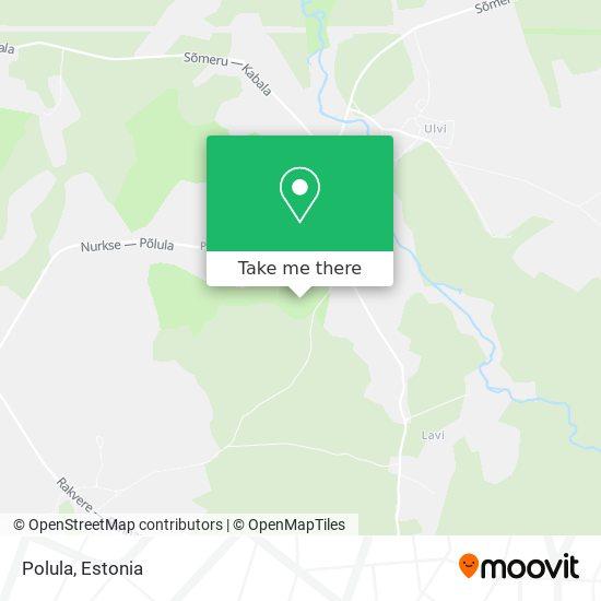 Polula map
