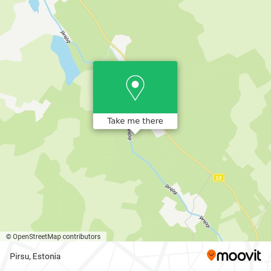 Pirsu map