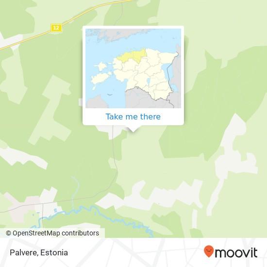 Palvere map
