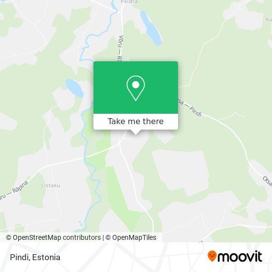 Pindi map