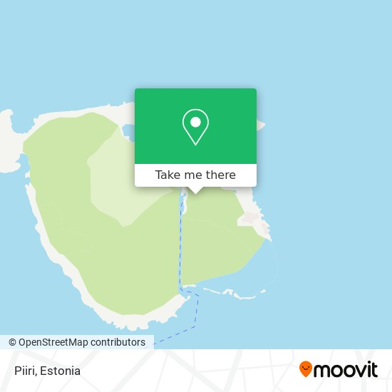 Piiri map