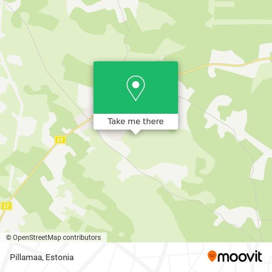 Pillamaa map