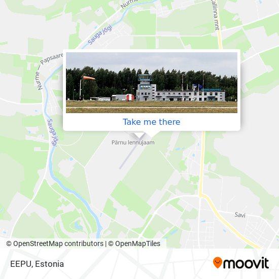 EEPU map