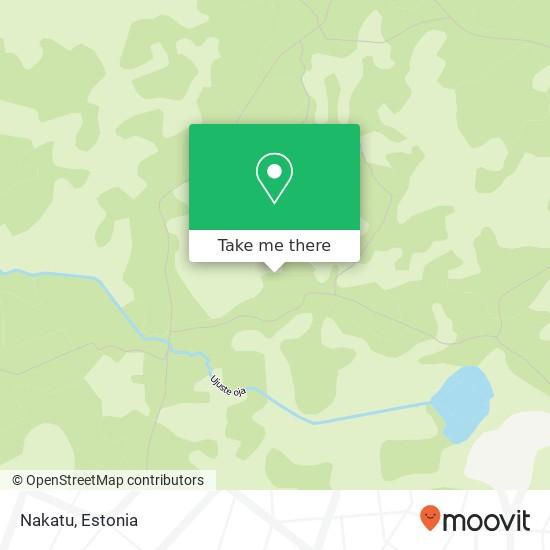 Nakatu map