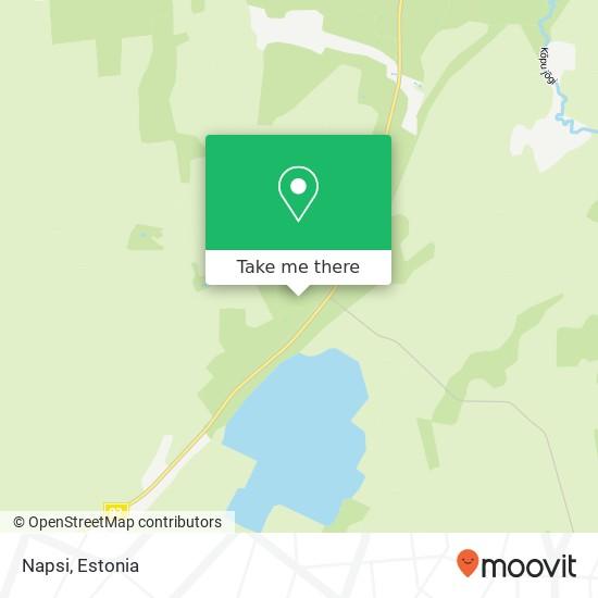 Napsi map