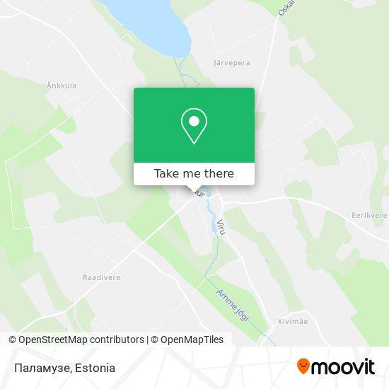 Паламузе map