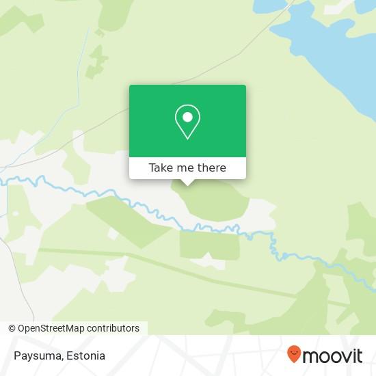 Paysuma map