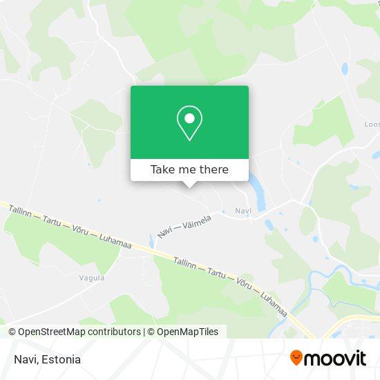 Navi map