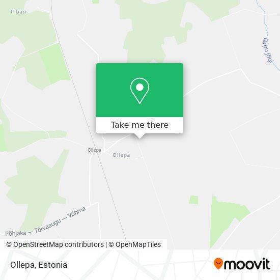 Карта Ollepa