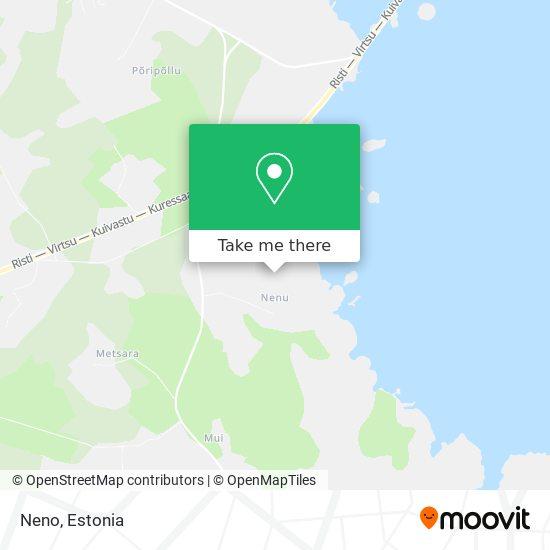 Neno map