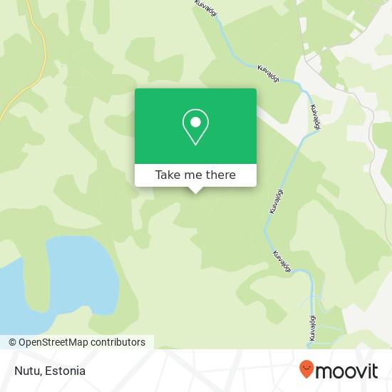 Nutu map