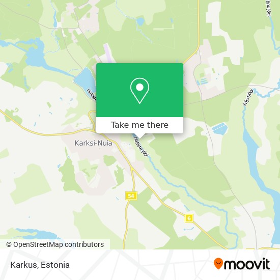Karkus map