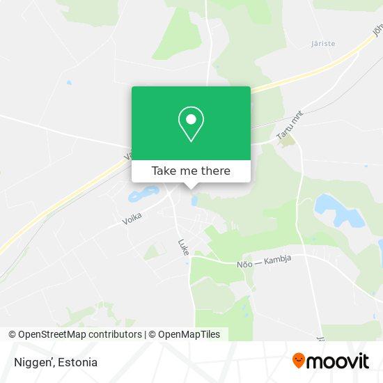 Niggen' map