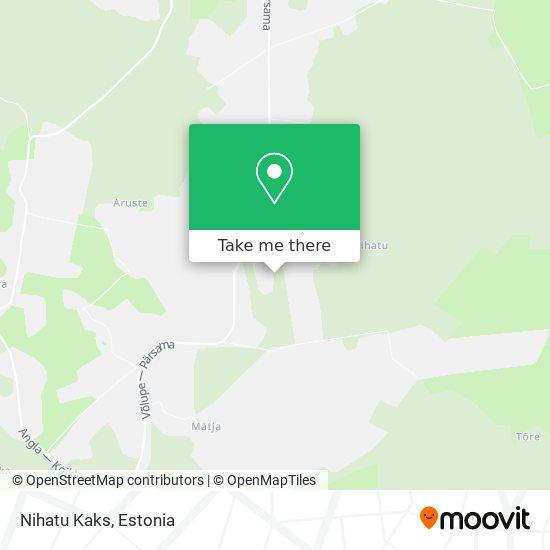 Nihatu Kaks map