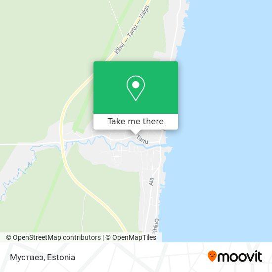 Муствеэ map
