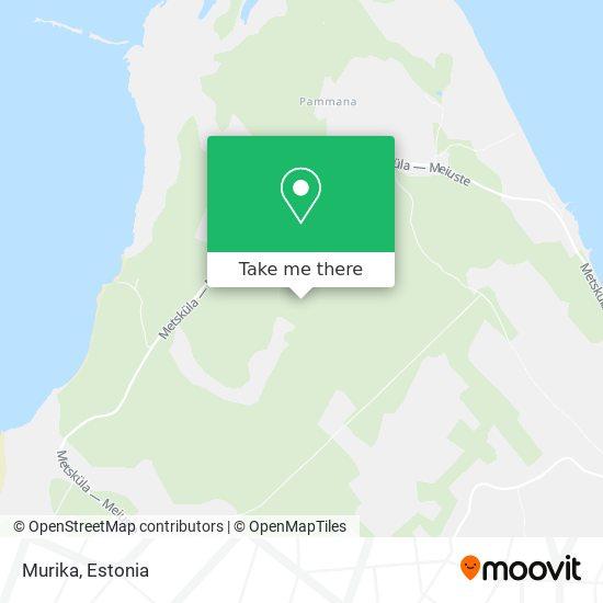 Murika map