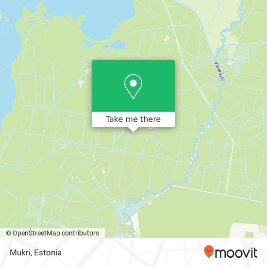 Mukri map
