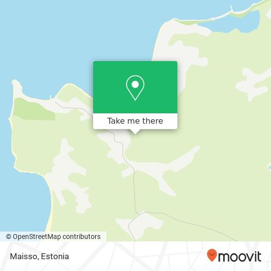 Maisso map