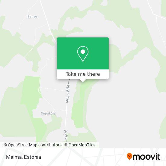 Maima map