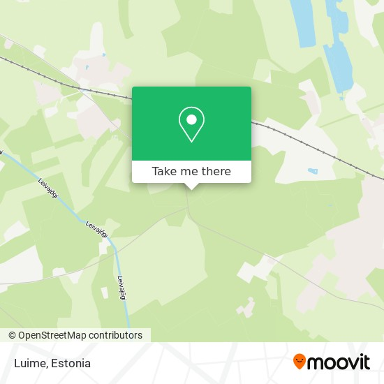 Luime map