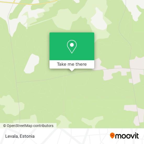 Levala map