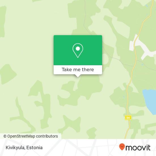 Kivikyula map