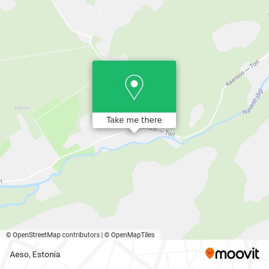 Aeso map