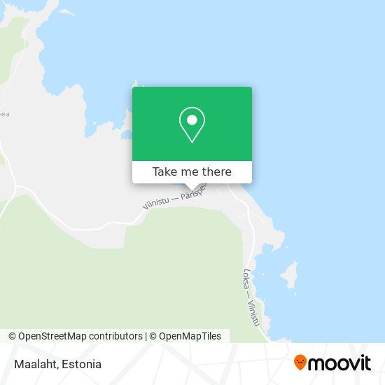 Maalaht map