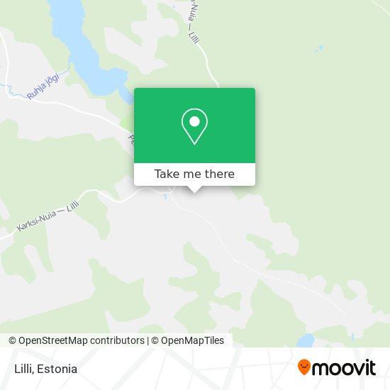 Lilli map