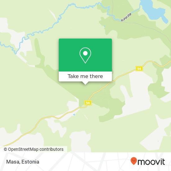 Masa map
