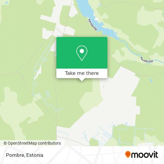 Pombre map